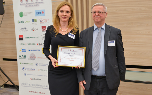 IBEC received BACEE Award for International Partnership