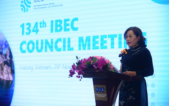 IBEC Council summed up the development of the bank in 2019 and outlined new prospects