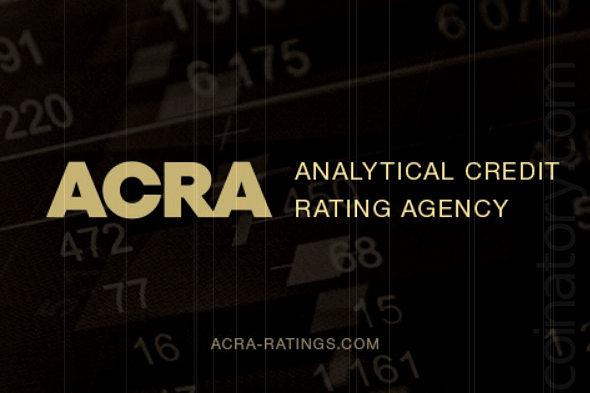 IBEC receives the highest credit rating by ACRA on a national scale