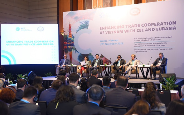 Vietnam and Europe - prospects for trade cooperation. The second IBEC business forum was held in Hanoi