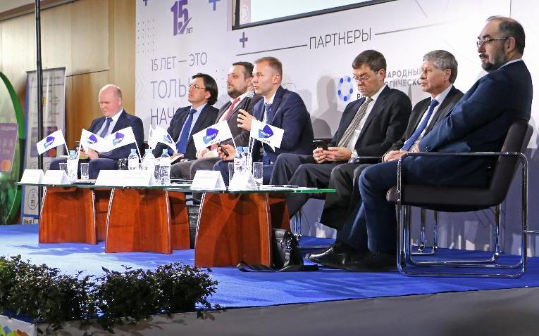 International Fund for Technological Development for the largest scientific cluster of the Moscow Region