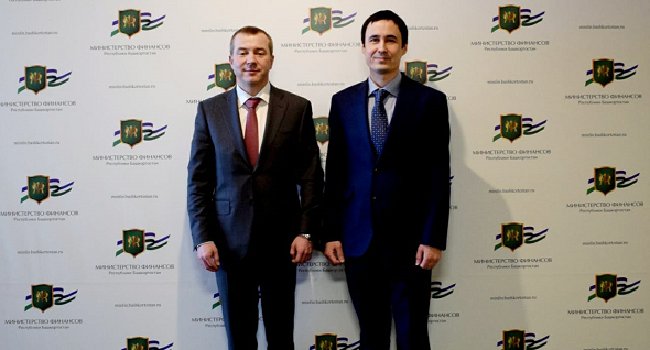 IBEC develops cooperation with Bashkortostan